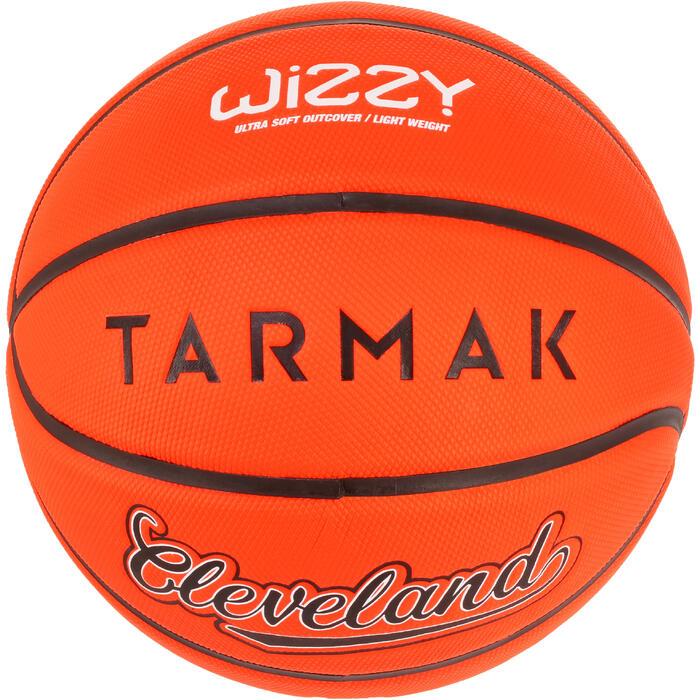 Ballon de basket enfant Wizzy Playground taille 5. - 1255591