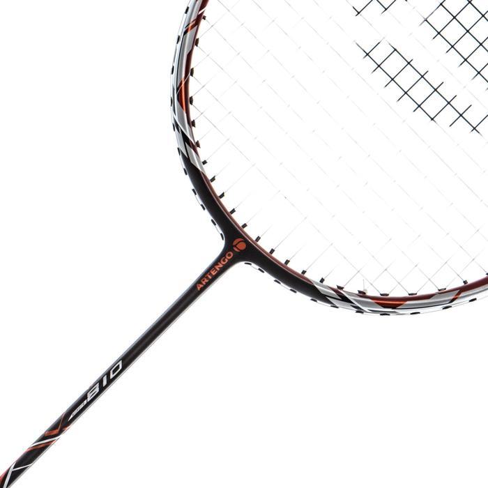 Badmintonracket BR810 - donkerrood
