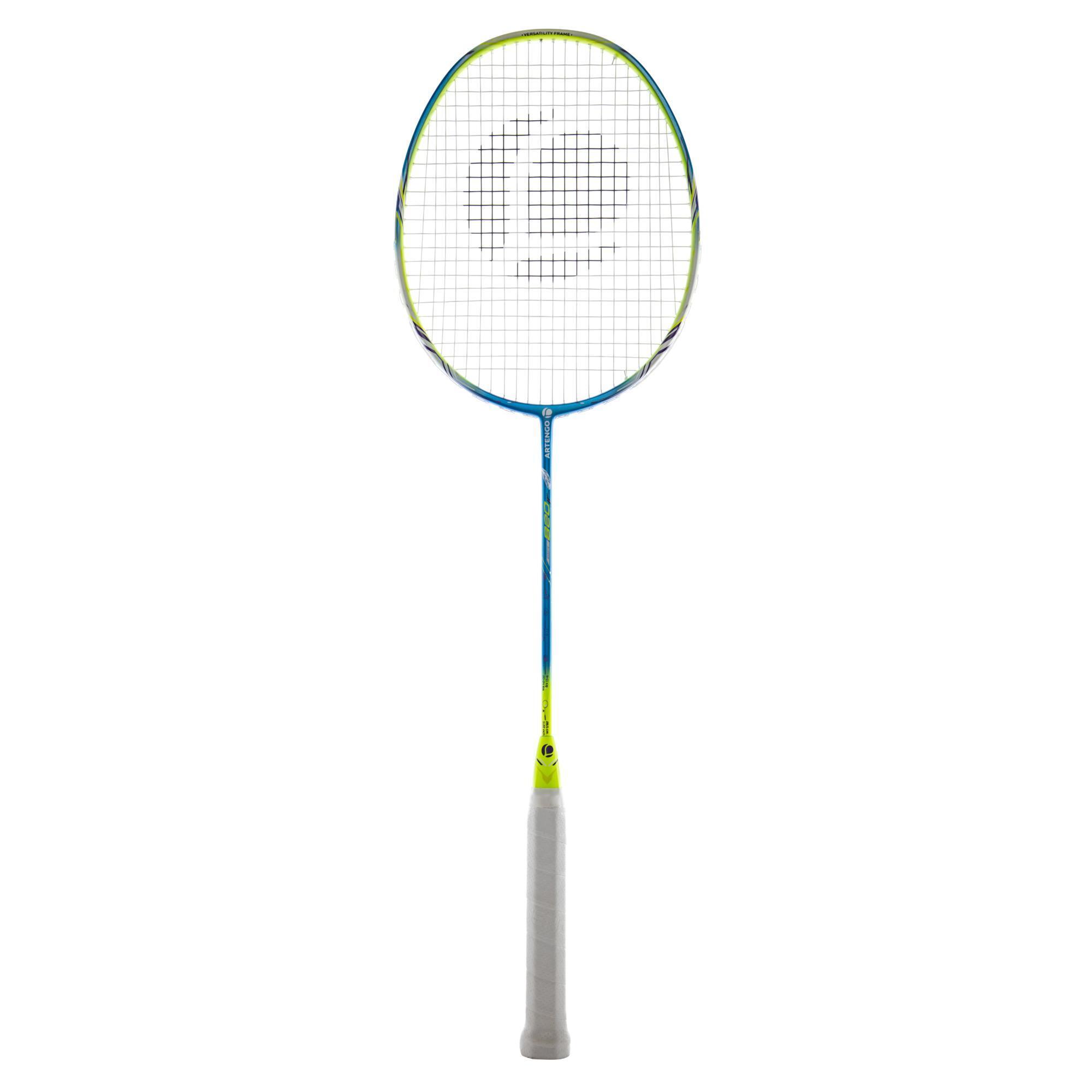 Artengo Badmintonracket kinderen BR820 blauw/groen