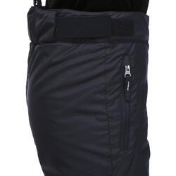Children's Ski Pants Ski-P Pa 500 Pnf - Black