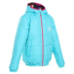 WARM REVERSE GIRL'S PINK SKI JACKET CN