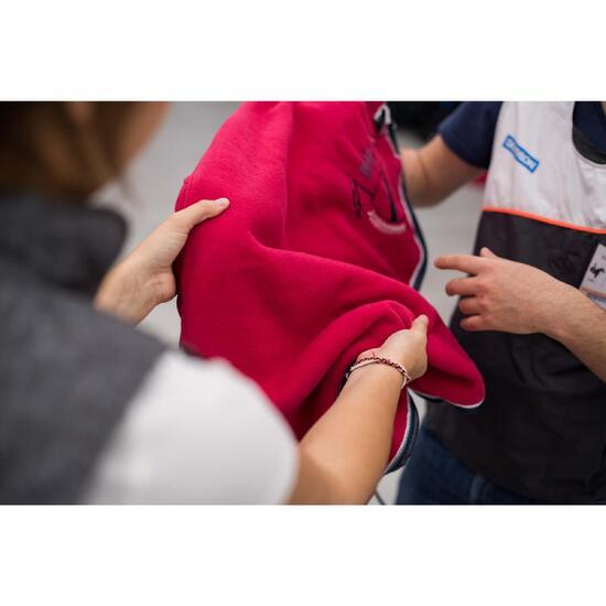 Lavado de mantas ligeras / mantas riñonera