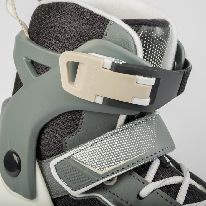 Inline-Skates Inliner Fitness FIT3 Kinder grau