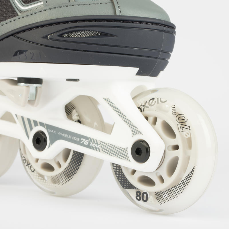 Fit 3 Kids' Fitness Skates - Grey
