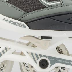 Patins à roues alignées pour enfant FIT3 JR gris