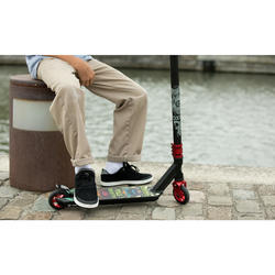 Freestyle step MF1.8 + zwart/rood