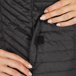 女款馬術無袖背心100-黑色