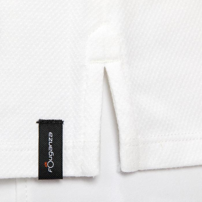 Poloshirt Turnier 500 Damen weiß