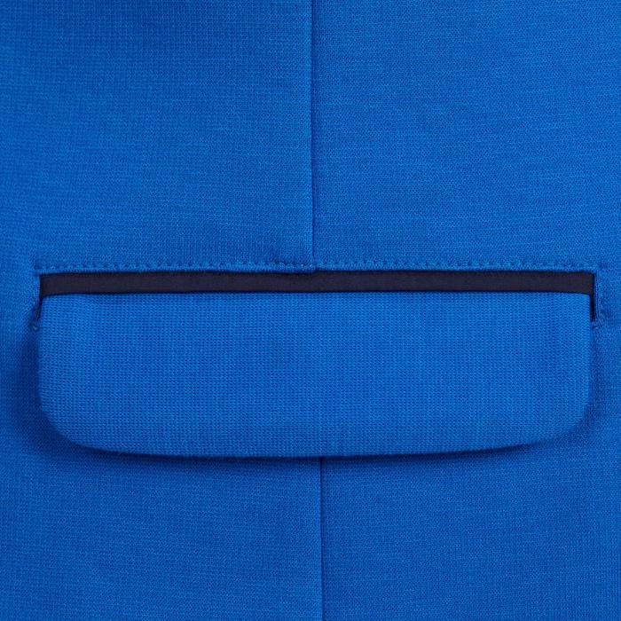 Veste de Concours équitation femme COMP100 bleu roi - 1256262