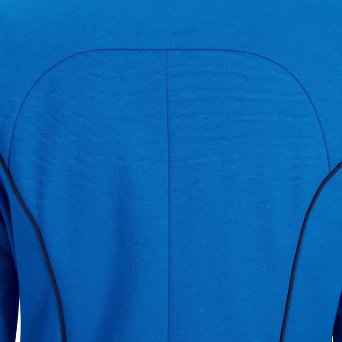 Veste de Concours équitation femme COMP100 bleu roi - 1256263
