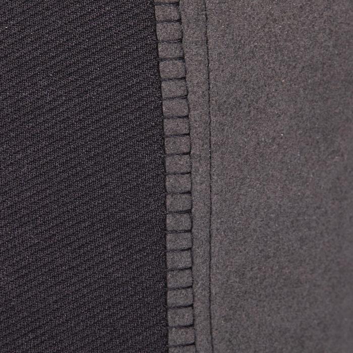 Reithose 180 Fullseat Vollbesatz Kinder schwarz/grau