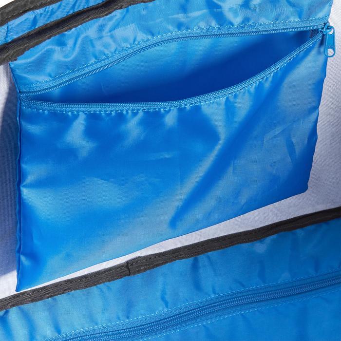 Sac de transport à roulettes équitation TROLLEY 80 L bleu et - 1256410