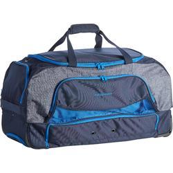 Transporttasche mit Rollen Trolley Sporttasche Reitzubehör 80L