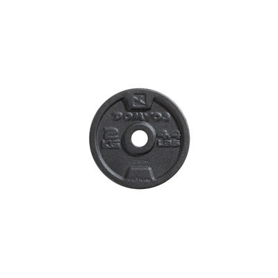 Disque de fonte musculation 28 mm