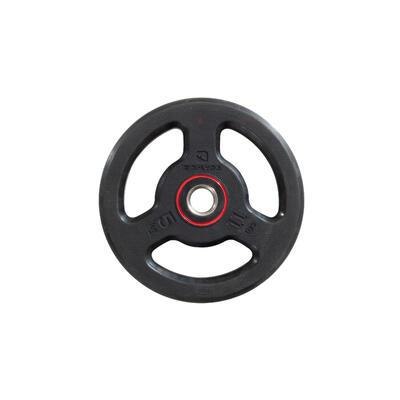 Гумовий диск з ручками, 28 мм - 5 кг