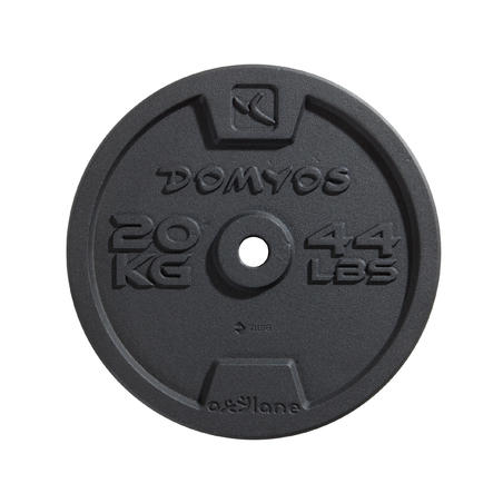 Cast Iron Weight Training Weight Plate 28 mm