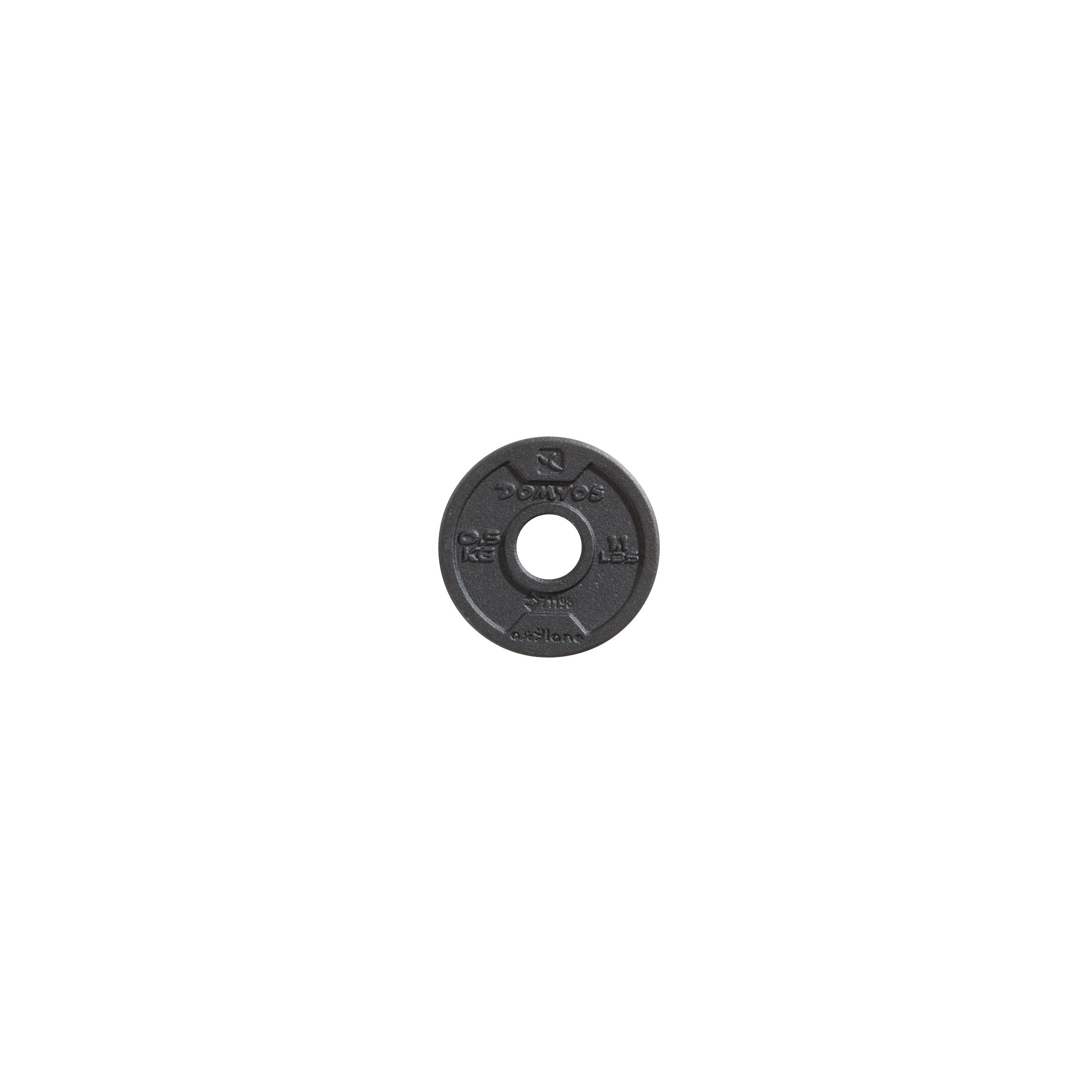 Disco de aleación para el levantamiento de pesas 28 mm.