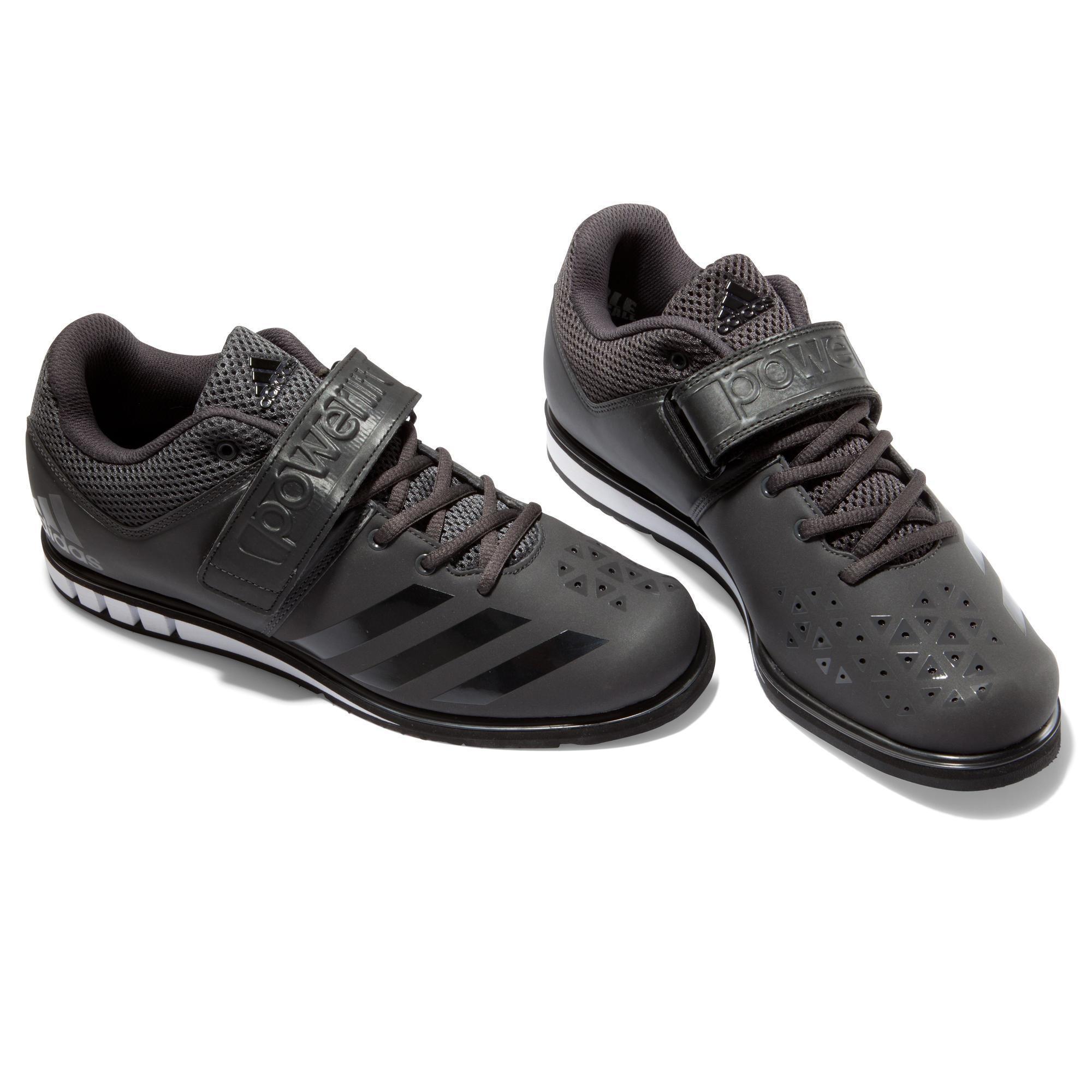 quality design 4f557 8a6be 3 1 Power Lift Adidas Decathlon Haltérophilie Chaussure n1IHqH6RA