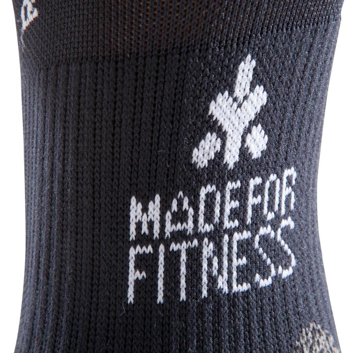 CHAUSSETTES CROSSTRAINING BLANCHES - 1256531