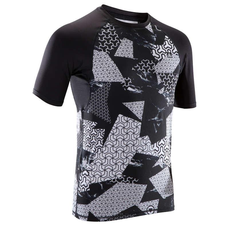GLOVES, BELTS, APPAREL - 500 Compression T-Shirt DOMYOS