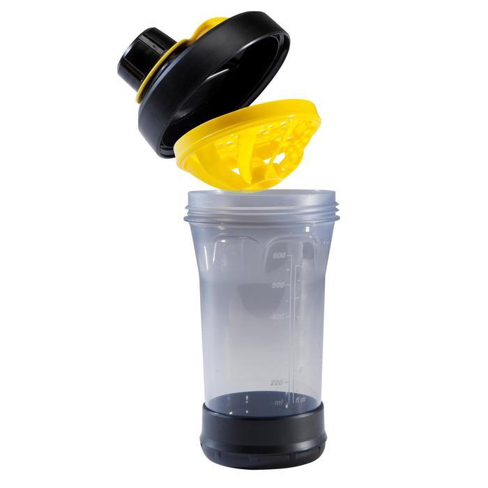 SHAKER Noir-Jaune 700 ml