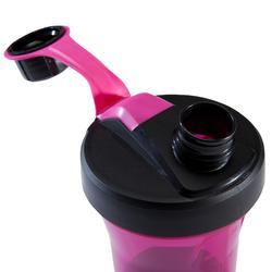 Shaker 500ml rosa