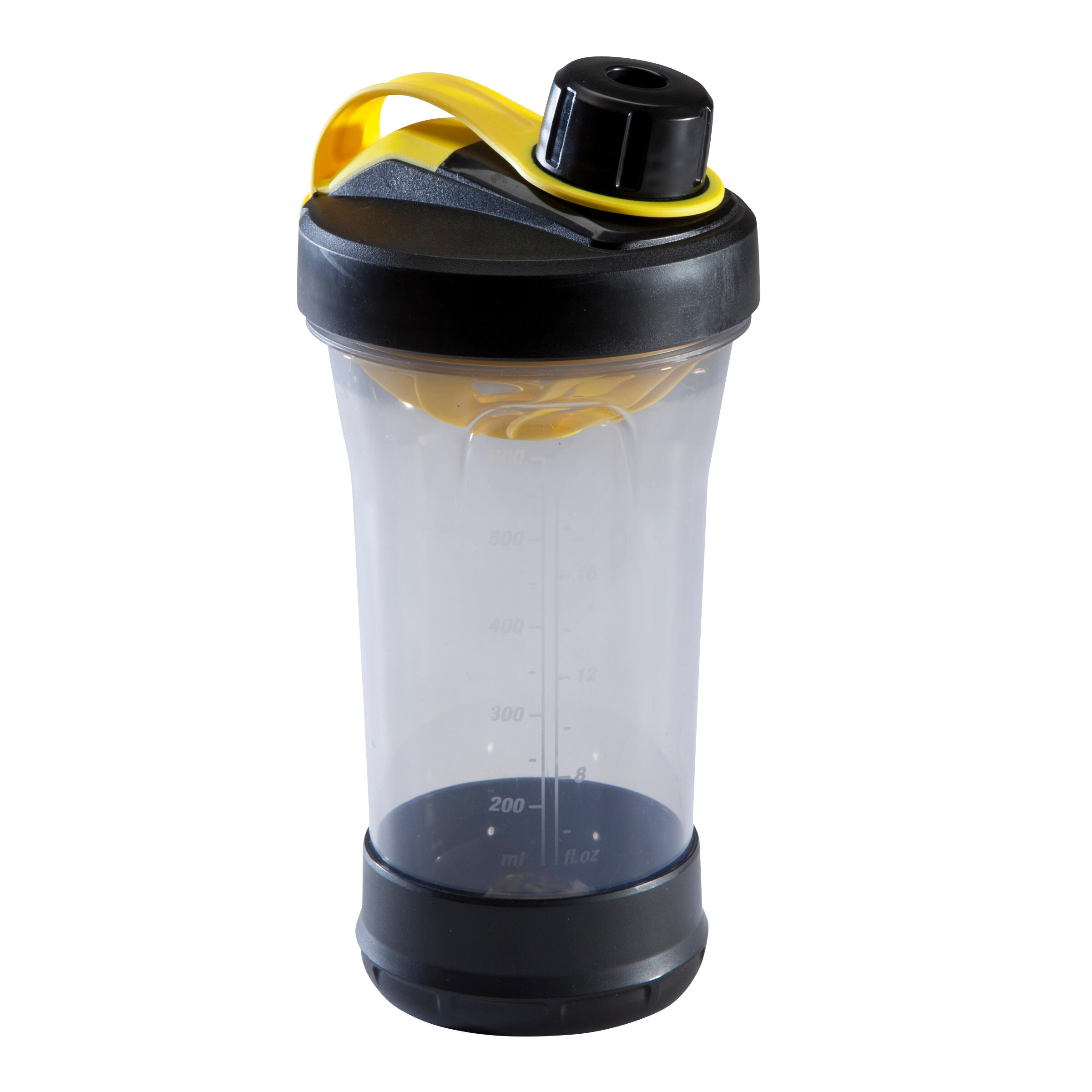 SHAKER Negro-Amarillo 700 ml