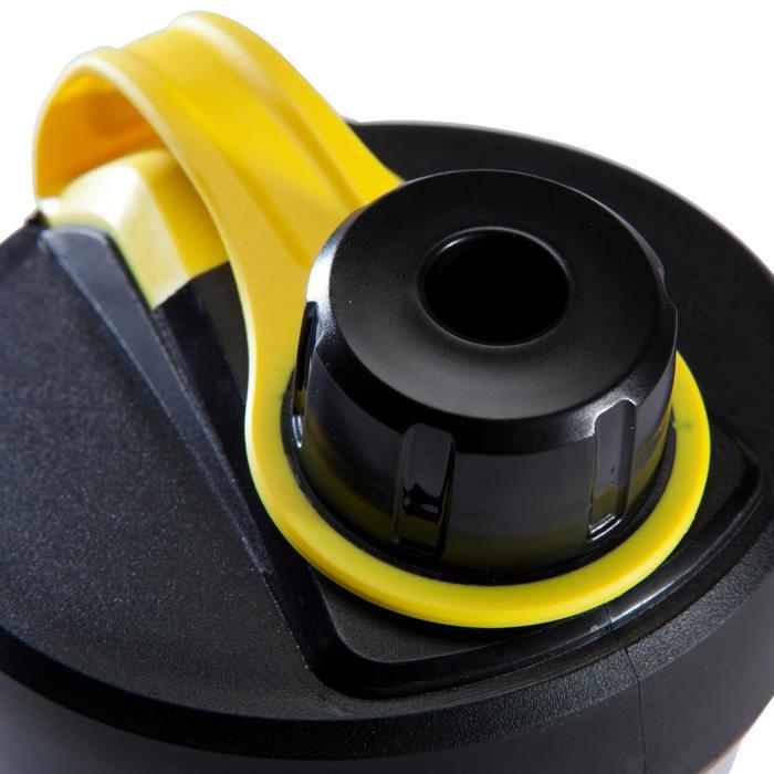 Shaker zwart-geel 700 ml