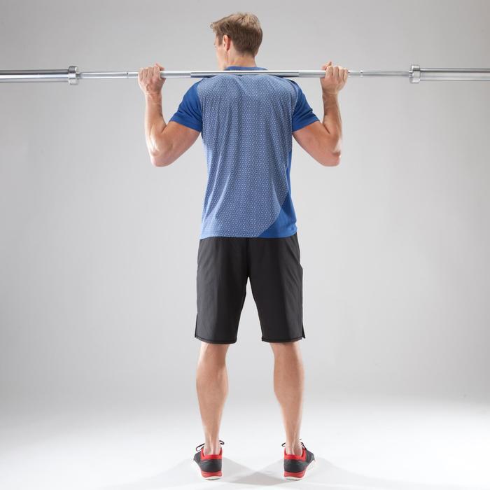 交叉訓練短褲500-黑色