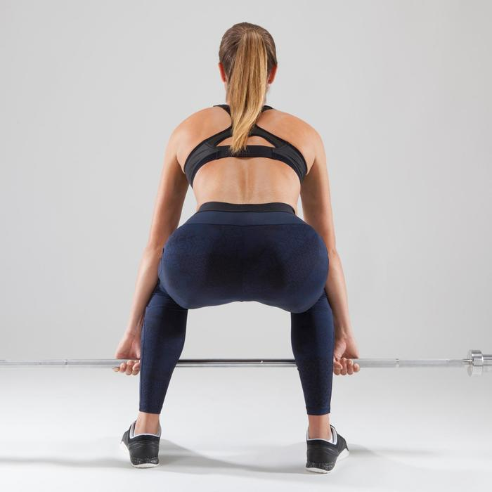 500 Women's Cross Training Leggings - Blue