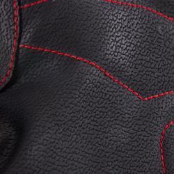 重訓手套100-黑色/紅色