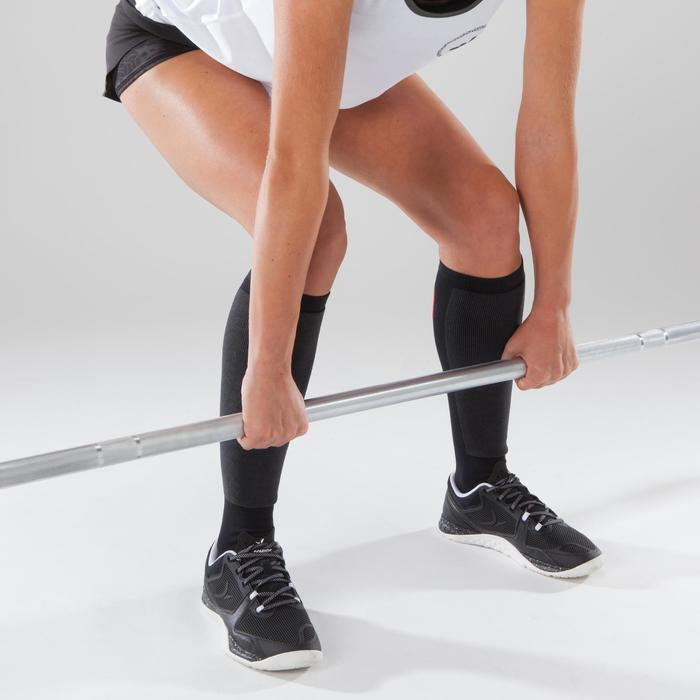 CHAUSSETTES CROSSTRAINING BLANCHES - 1256718