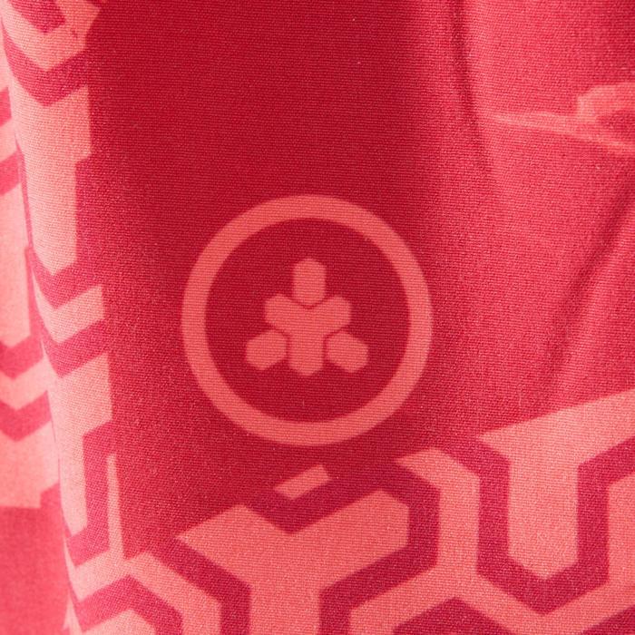 Sporthose kurz 500 Crosstraining Damen rosa