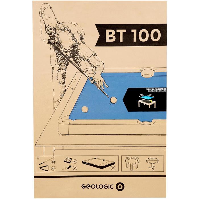 Plateau de billard BT 100