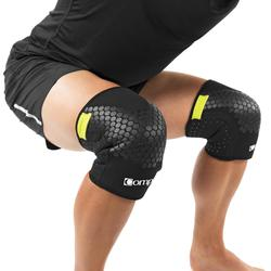 Kniebeschermer 5 mm neopreen voor crosstraining