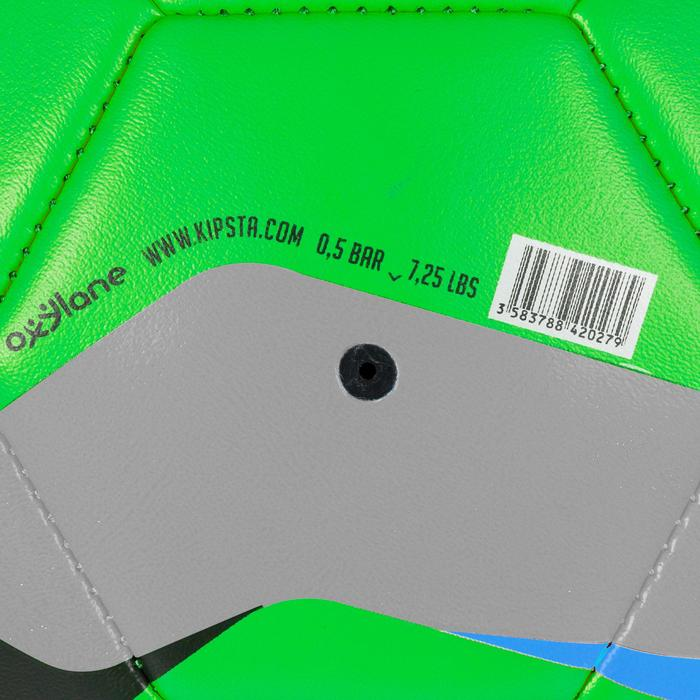 Fußball Sunny 500 Größe5 grün/blau/schwarz