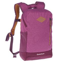 Sac à dos randonnée nature NH500 10L violet