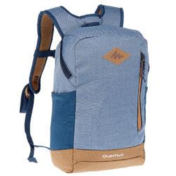 NH500 10升 健行運動背包 - 藍色