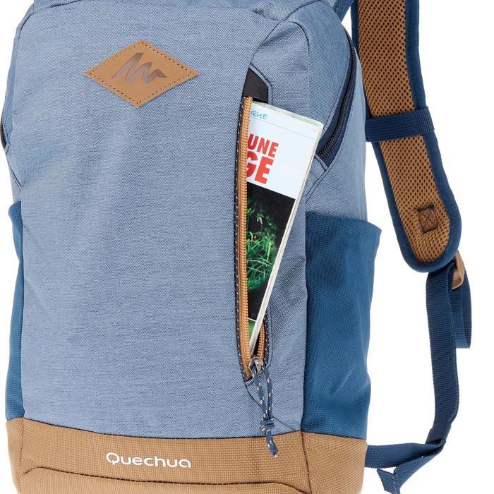 Rucksack Naturwandern NH500 10Liter blau