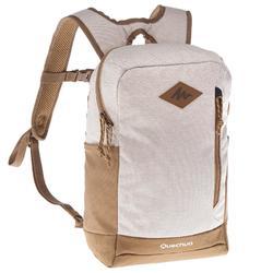10L 休閒健行背包N-Hiking - 米色