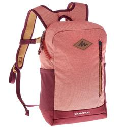 N-Hiking 10 litres backpack - salmon