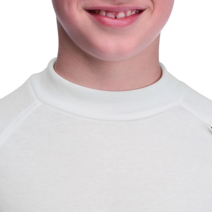 Ski-ondershirt voor kinderen Simple Warm wit