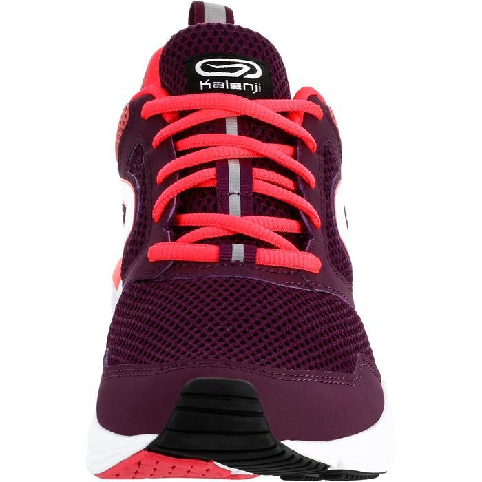 Zapatillas Jogging Running Kalenji Run Active Mujer Violeta Ciruela