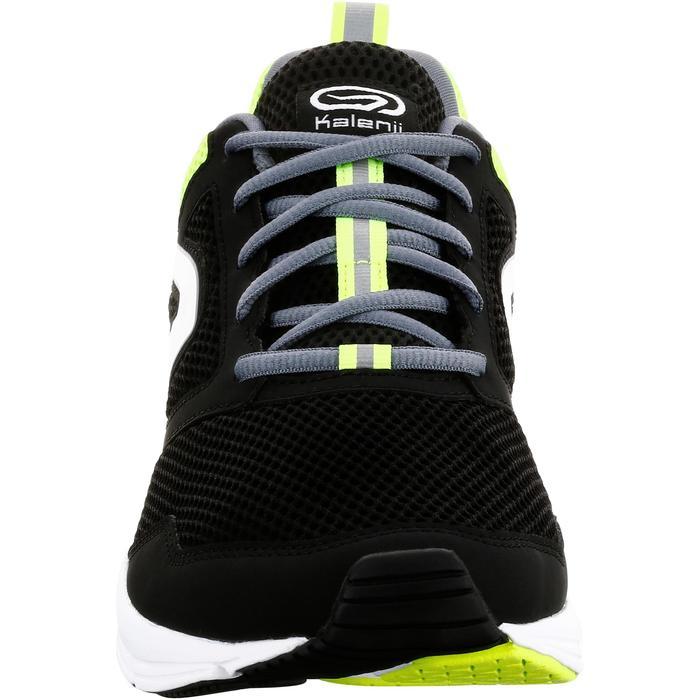 Chaussures de jogging pour hommes Run Active noir/jaune