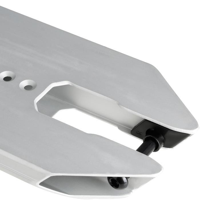 Deck voor freestyle step MF 3.6 grijs