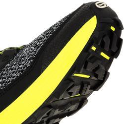 Trailschuhe Kiprun Trail TR Herren schwarz/gelb