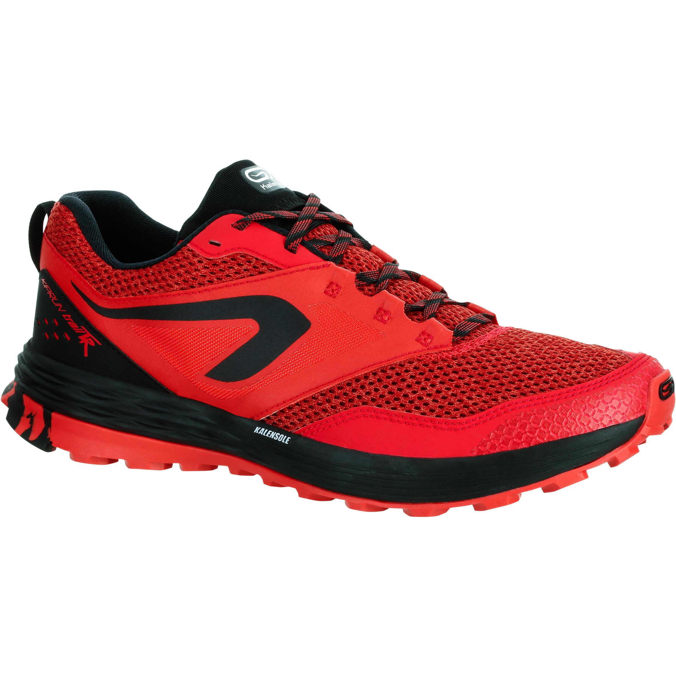 Homme Noir Tjfclk1 Chaussure Running Rouge Trail Tr Kiprun ZOPXiku