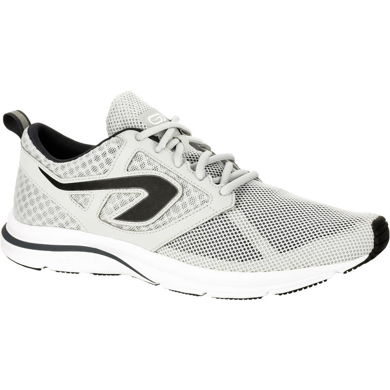 ACTIVE BREATHE MEN'S RUNNING SHOES - GREY