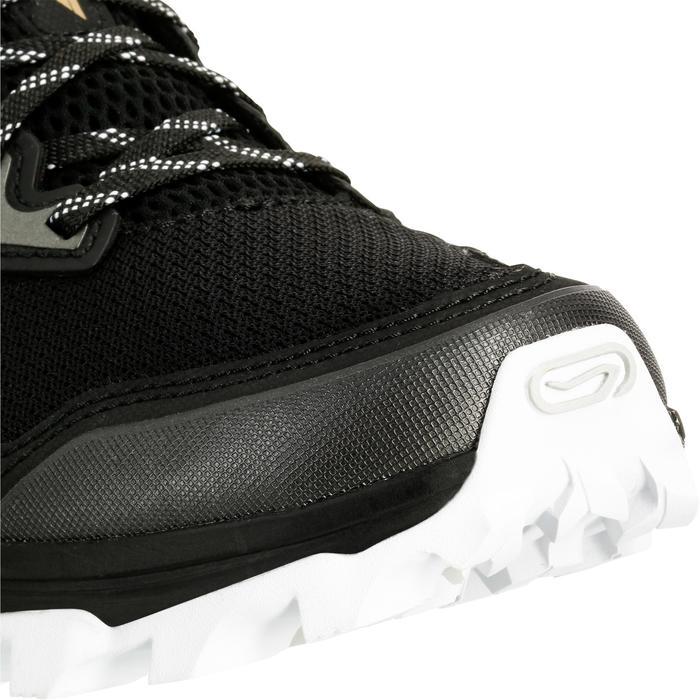 Trailschoenen voor dames XT7 zwart/brons