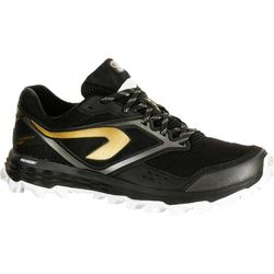 Trailschoenen voor dames Kiprun Trail XT 7 zwart brons